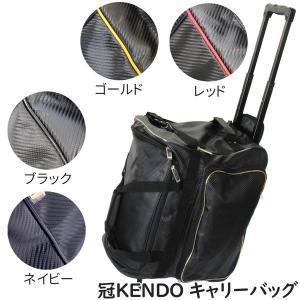 機能的デザインの最高級遠征バッグ。高級感と抜群の収納力があります。  幅56×奥行36×高さ44cm