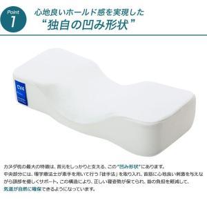 KANUDA カヌダ ブルーラベル アレグロ枕 単品 カヌダ枕 まくら マクラ 枕 nihontuuhan 03