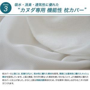 KANUDA カヌダ ブルーラベル アレグロ枕 単品 カヌダ枕 まくら マクラ 枕 nihontuuhan 07