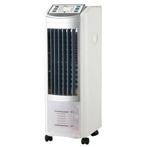 (100円クーポン配布中) 冷風扇 冷風機 SKJ社製 SKJ-WM20R リモコン付 冷却タンク付|nihontuuhan
