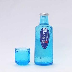 ふじの井酒造 ふじの井 大吟醸シャレボトル 180ml|niigata-furusatowari
