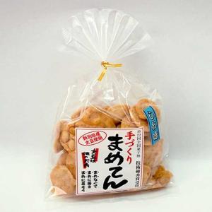 【新潟のお土産】手づくり 豆天(まめてん) しお味|niigata-furusatowari