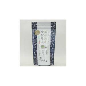 【糸魚川市のお土産】雪室緑茶ティーバッグ2g×10袋|niigata-furusatowari