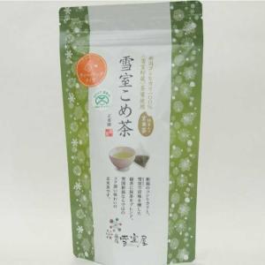 【糸魚川市のお土産】雪室こめ茶ティーバッグ3g×10袋|niigata-furusatowari