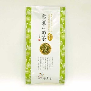 雪室こめ茶 100g|niigata-furusatowari