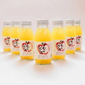 りんごジュース  200ml×20本|niigata-furusatowari