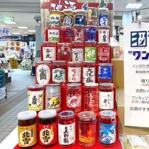 新潟県内 地酒ワンカップ30本セット 180ml×30個|niigata-furusatowari