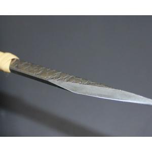 切り出し小刀2分 籐巻き|niigata-honmono