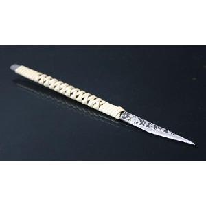 切り出し小刀 3分 籐巻き|niigata-honmono