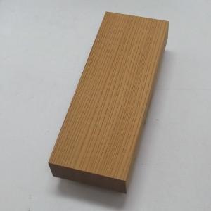 現品限り! 欅(けやき)表札用板、ビス、ドリル刃セット−B niigata-honmono