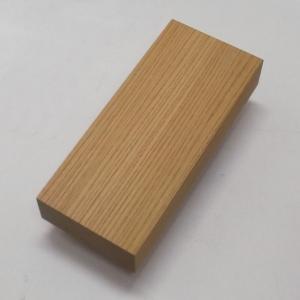 現品限り! 欅(けやき)表札用板、ビス、ドリル刃セット−S niigata-honmono