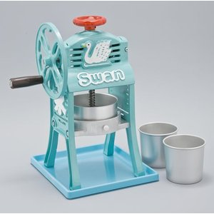 スワン SI-5A ミニ手動式氷削機 南極DX niigata-kitchen