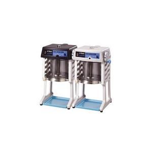 業務用カキ氷機 SI-150SS ブロックアイスシェーバー(ブロック氷専用) (ベルト駆動式) グレー スワン niigata-kitchen