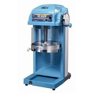 業務用カキ氷機 SI-100S ブロックアイスシェーバー(ブロック氷専用) (ギャー駆動式) スワン niigata-kitchen