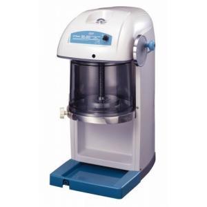 業務用カキ氷機 SI-80 ブロックアイスシェーバー(ブロック氷専用) (ギャー起動式) スワン niigata-kitchen