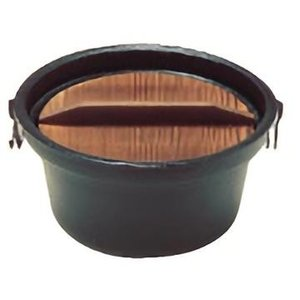 三和精機 鉄電調用しゃぶしゃぶ鍋 21cm(木蓋付) niigata-kitchen