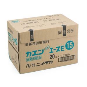固形燃料 カエンニューエースE15 520入|niigata-kitchen