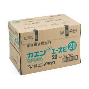 固形燃料 カエンニューエースE20g 400入|niigata-kitchen