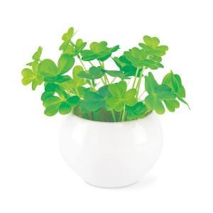 クローバー 消臭アーティフィシャルグリーン B KH-60848  観葉植物 造花 niigata-kitchen