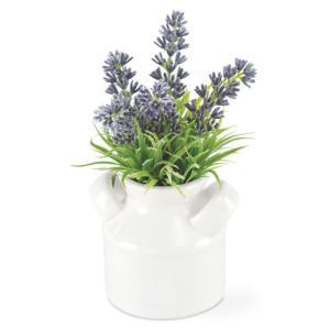 ラベンダー 消臭アーティフィシャルグリーン S KH-60850 観葉植物 造花 niigata-kitchen