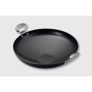 仔犬印 鉄中華鍋 33cm KO12833|niigata-kitchen