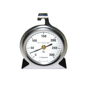 SATO  オーブン温度計 300℃|niigata-kitchen