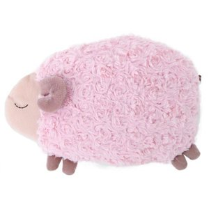 ほんやら堂 冬のおやすみ羊 お昼寝まくら RLK38184 niigata-kitchen