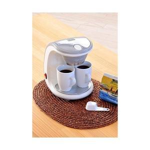 コーヒーメーカー 2カップ SCM-02 |niigata-kitchen