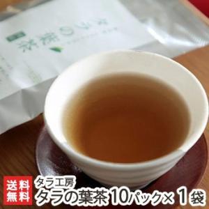 タラの葉茶(タラノキ茶)お試し10パック×1袋(約15リットル)ポスト投函/代金引換不可/送料無料|niigata-shop