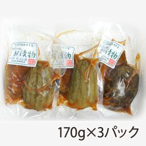 老舗の漬物 すいかの味噌漬け3パック(1パック170g) すいか/漬物/味噌漬け/送料無料 niigata-shop