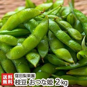 新鮮な枝豆を新潟の農園から産地直送でお届け!大手百貨店でも取り扱われる人気商品です!  通販/母の日...