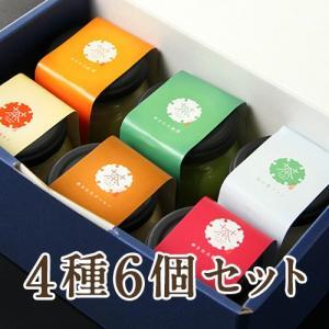 雪室銘茶プリン詰め合わせ 4種6個セット(プレーン×2、雪室抹茶×2、雪室和紅茶×1、越後棒茶×1)雪の香テラス/ギフト のし無料 送料無料 niigata-shop 02