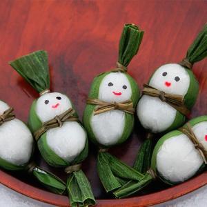 雪国新潟 笹雪だるま(つぶあん)5個入 魚沼耕房美つ星屋/お中元ギフト/のし無料/送料無料|niigata-shop|02