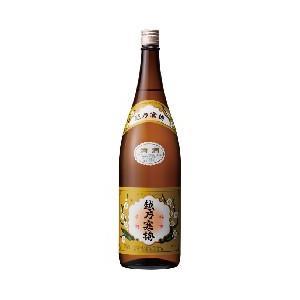 石本酒造「越乃寒梅 白ラベル」1800ml