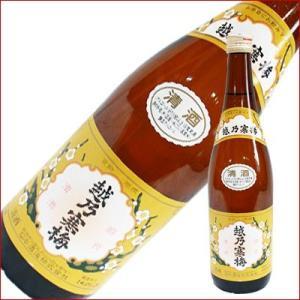 越乃寒梅 白ラベル 720ml 日本酒|niigatameisyuoukoku