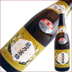 越乃寒梅 別撰 吟醸酒 720ml 日本酒 |niigatameisyuoukoku