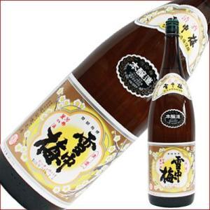 雪中梅 本醸造 1.8L 1800ml 日本酒|niigatameisyuoukoku