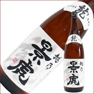 越乃景虎 龍 1.8L 1800ml 日本酒 niigatameisyuoukoku