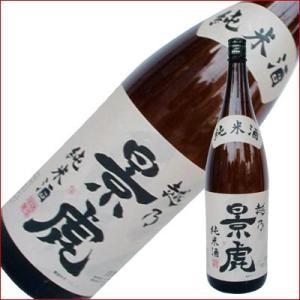 越乃景虎 純米 1.8L 1800ml 日本酒 niigatameisyuoukoku