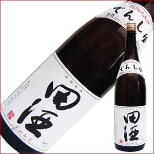 お歳暮 ギフト 2017 田酒 特別純米 1.8L 1800ml (2017年5月日付)|niigatameisyuoukoku