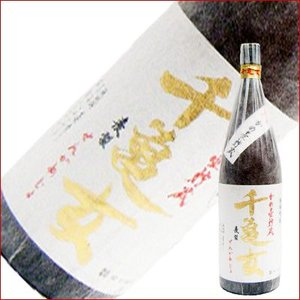 千亀女 麦 1.8L/1800ml/若潮酒造/本格焼酎 |niigatameisyuoukoku