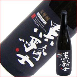 黒騎士 麦 720ml/西吉田酒造/本格焼酎