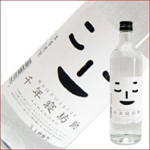 千年寝坊助 米 720ml/本格焼酎  niigatameisyuoukoku