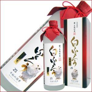 白ふくろう 麦720ml/研醸/本格焼酎