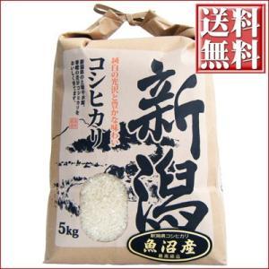米 新潟県 魚沼産 コシヒカリ 白米 5kg 送料無料 平成27年度産 こしひかり|niigatameisyuoukoku