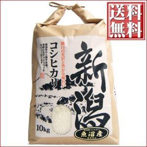 米 新潟県 魚沼産 コシヒカリ 白米 10kg 送料無料 平成27年度産 こしひかり|niigatameisyuoukoku