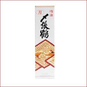 〆張鶴 カートン 1800ml 1本用|niigatameisyuoukoku
