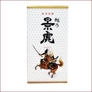 越乃景虎 カートン1.8L 2本用 niigatameisyuoukoku