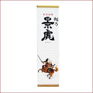 越乃景虎 カートン1.8L 1本用 niigatameisyuoukoku