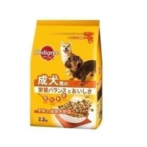 マースジャパンリミテッド PD8 成犬用 旨みチキン&野菜 2.2Kg 〔ペット用品〕|nijiiromarket
